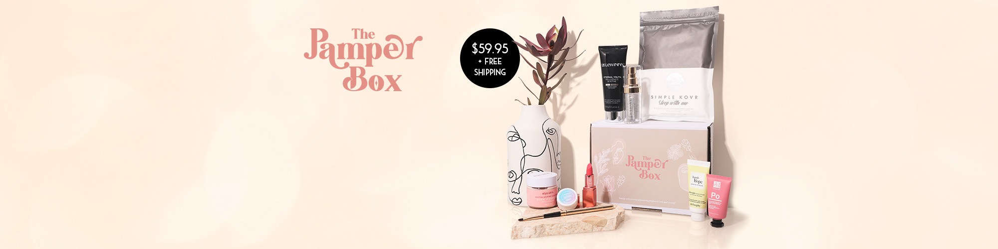 Gift your loved one a monthly beauty box
